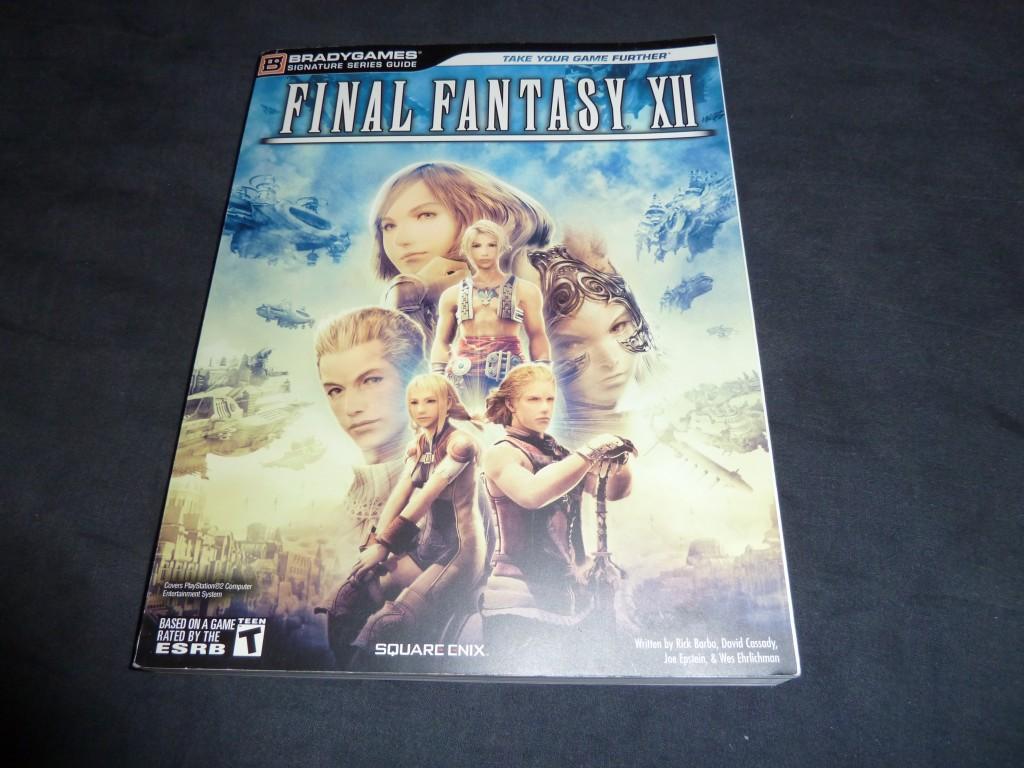 Final Fantasy XII - Spelguide