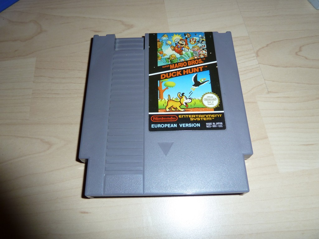 Super Mario Bros / Duck Hunt EEC