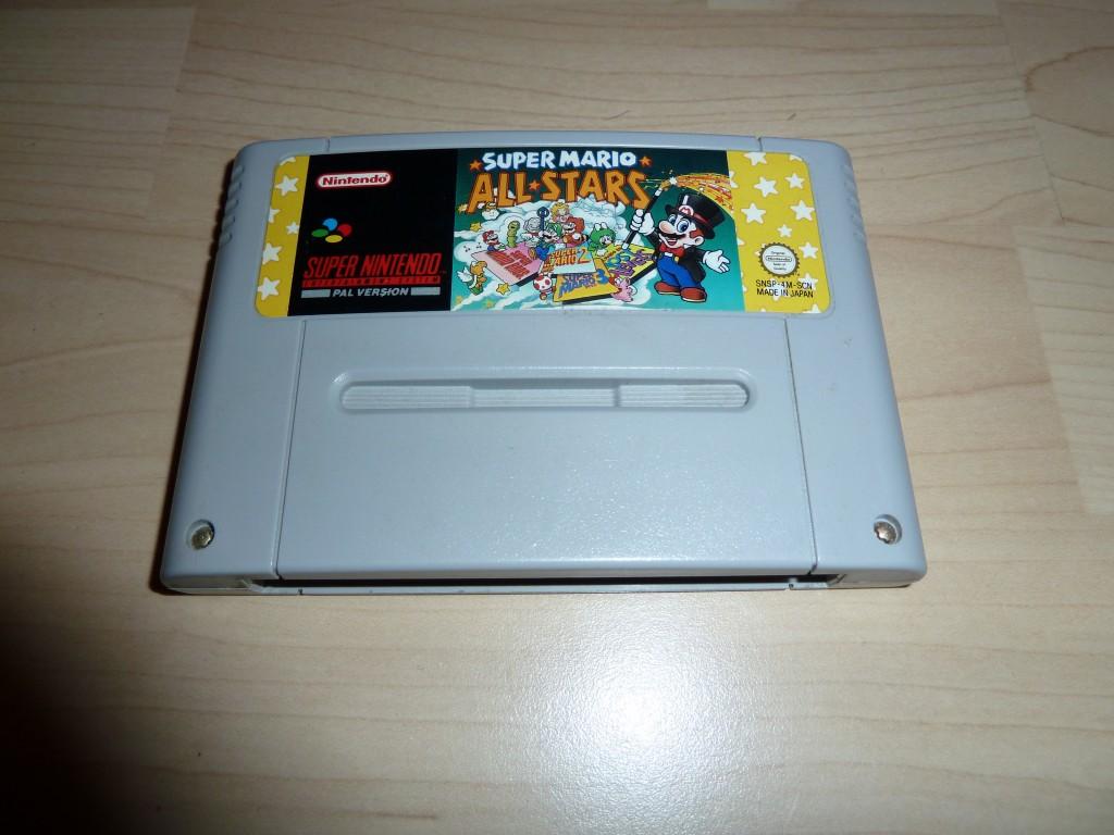 Super Mario All Stars SCN