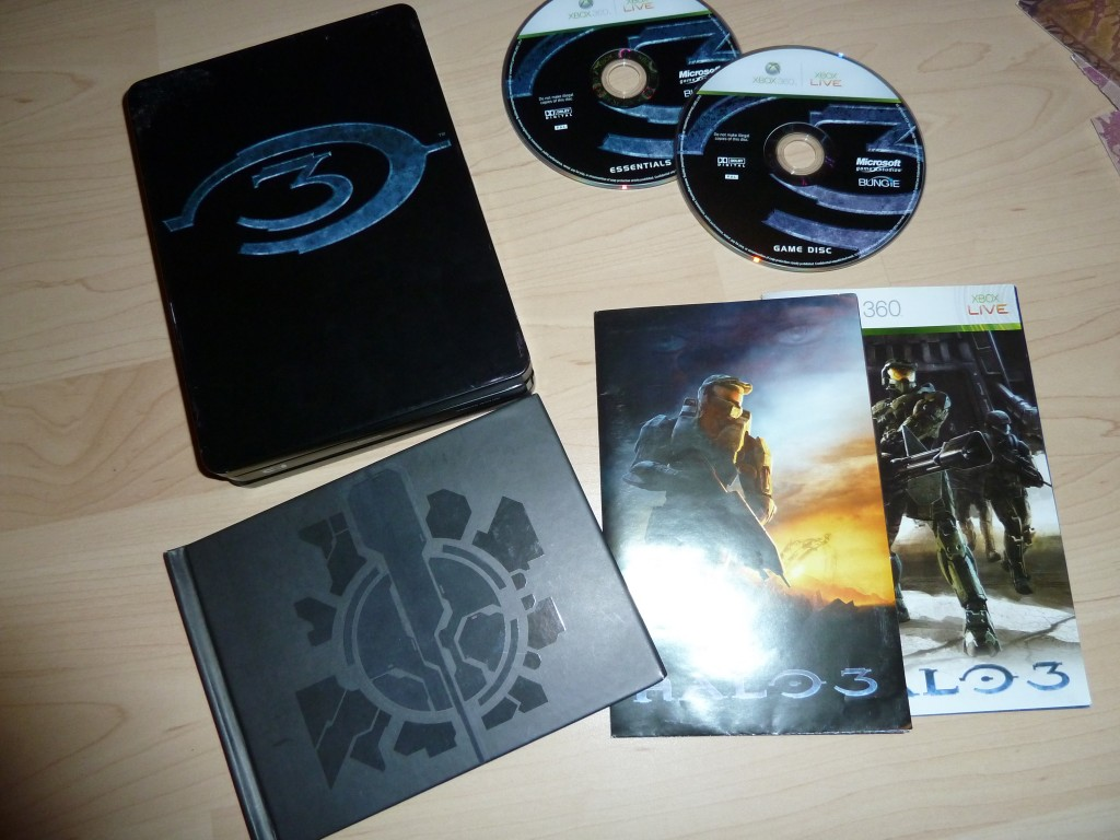 Halo 3 Limited Collector's Edition