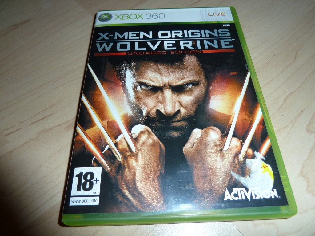 X-Men Origins Wolverine - Uncaged Edition