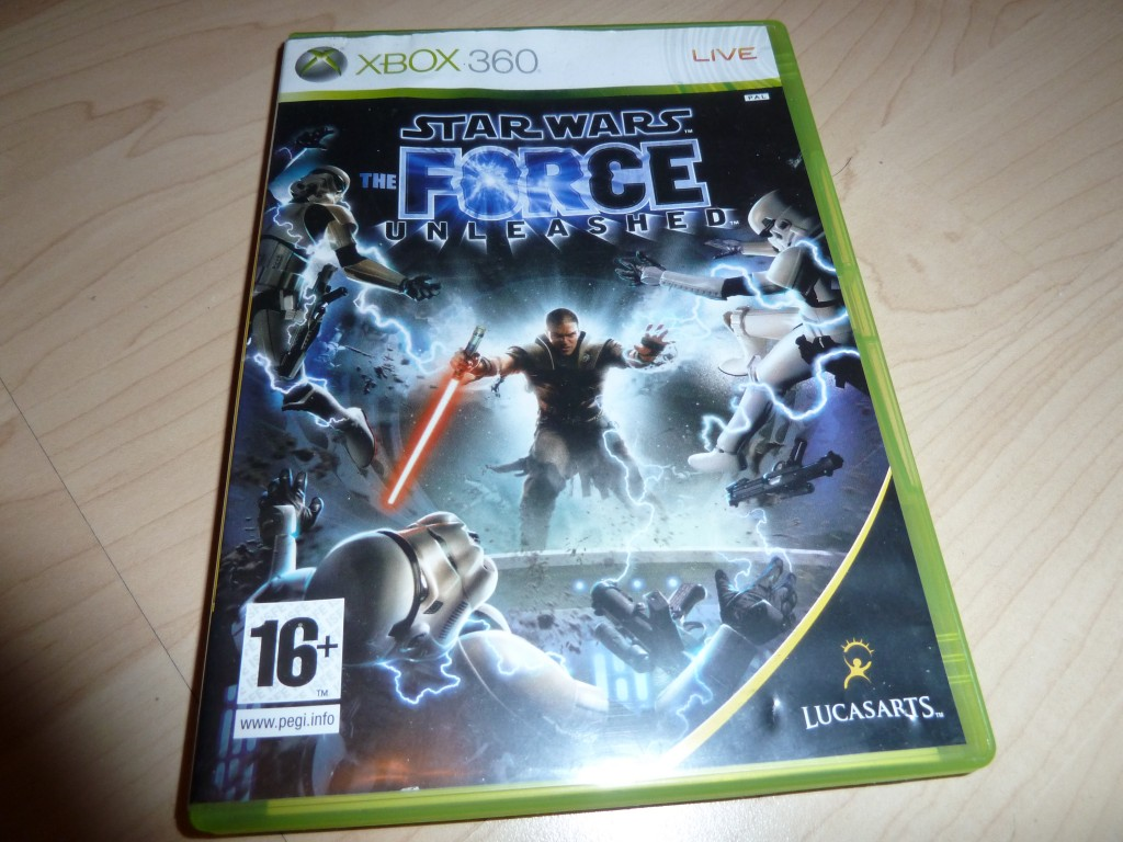 Star Wars - Force Unleashed